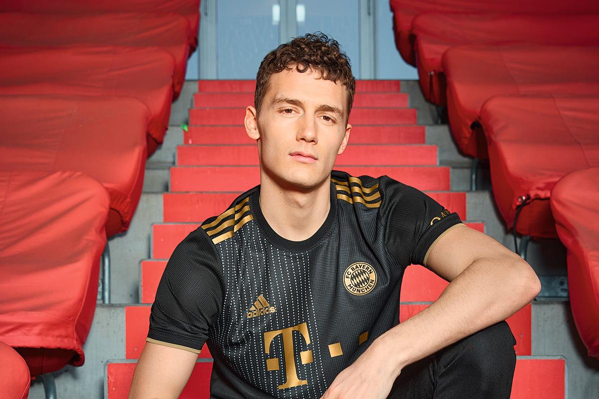 Camiseta Bayern Múnich Segunda Equipación 2021-2022