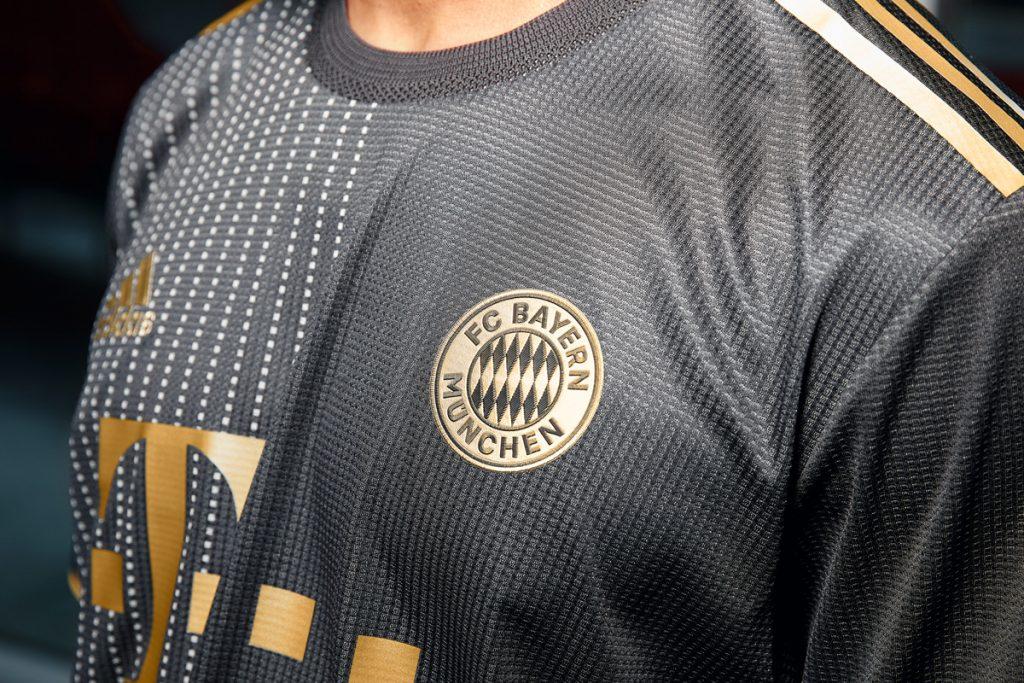 Camiseta Bayern Múnich